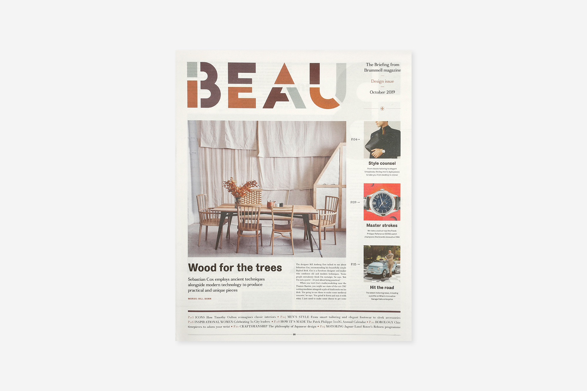 Beau Design October 2019