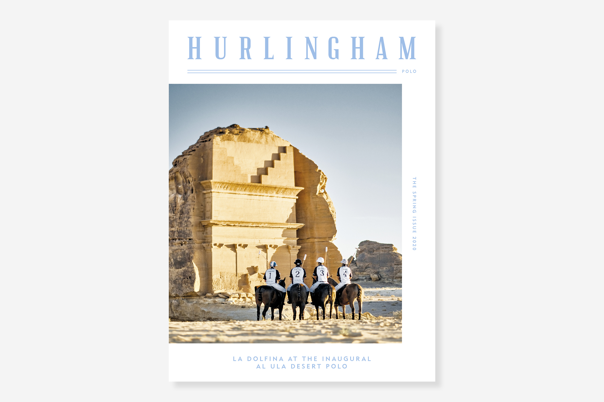 Hurlingham Polo Magazine Spring 2020