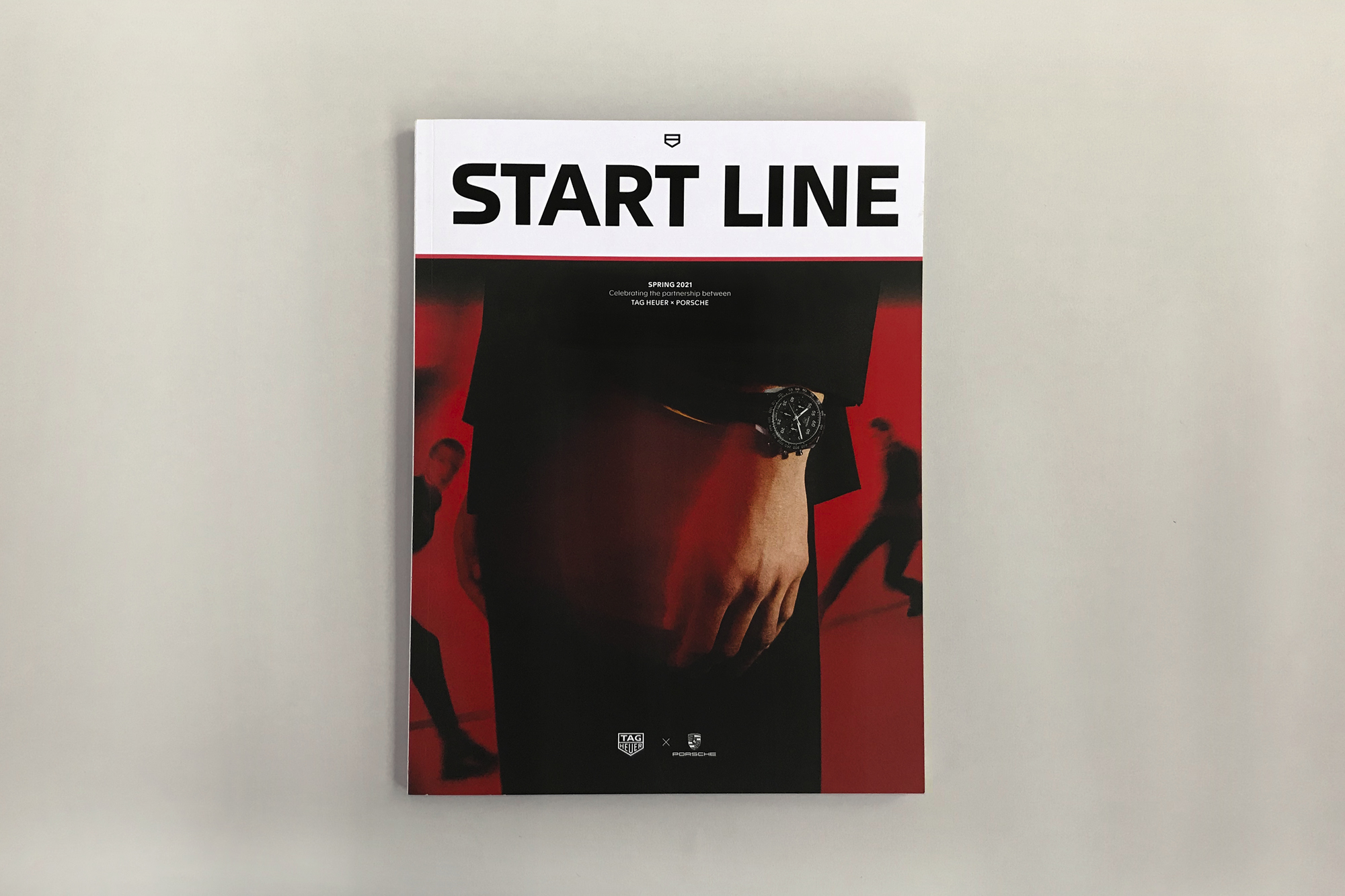 Start Line, TAG Heuer